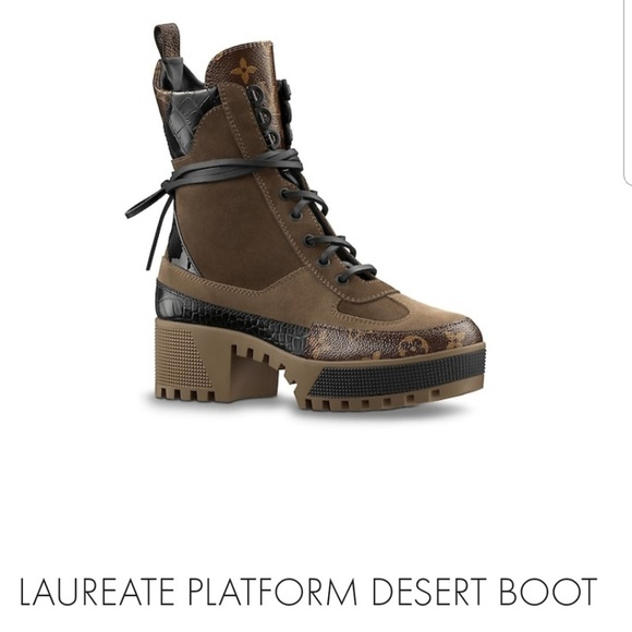 Vuitton Laureate Desert Boot